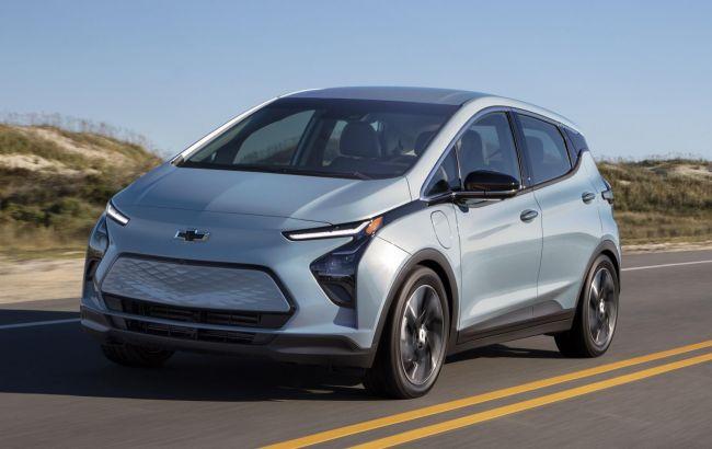 Батареи больше не горят: возобновляется производство электромобиля Chevrolet Bolt