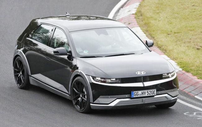 Электрический спорткар Hyundai замечен на виражах Нюрбургринга