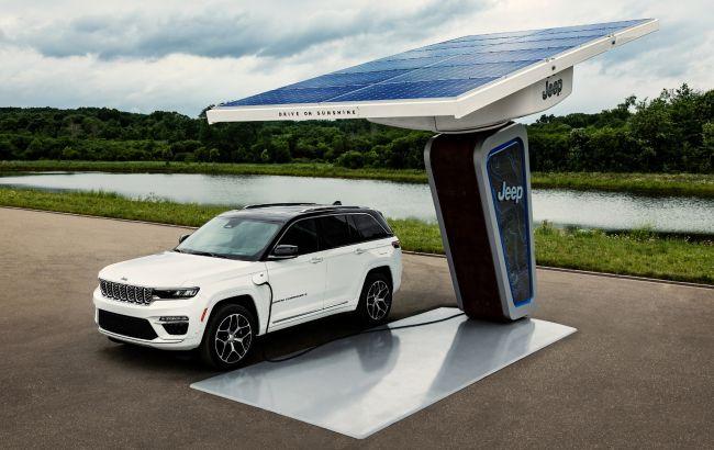 Новый Jeep Grand Cherokee впервые станет гибридом