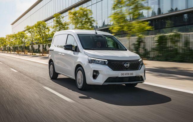 Nissan показав свій самий утилітарний електромобіль Townstar
