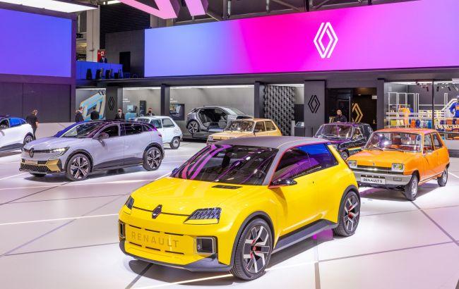 Электрический Renault 5 пойдет в серию в следующем году