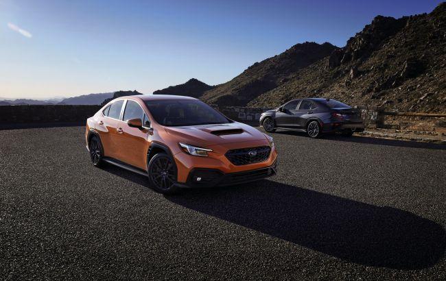 Представлен новый Subaru WRX: теперь на платформе Levorg