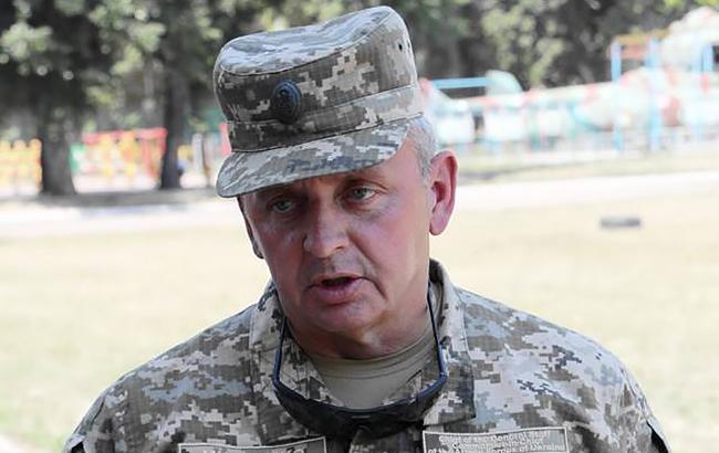 Фото: Віктор Муженко (mil.gov.ua)
