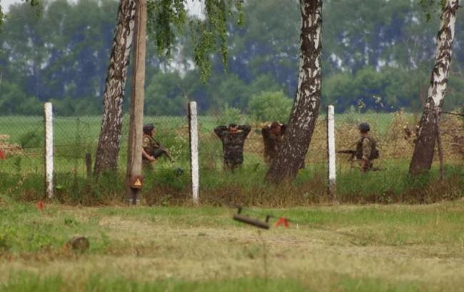 Поблизу військового об'єкта у Житомирській області затримано журналістів