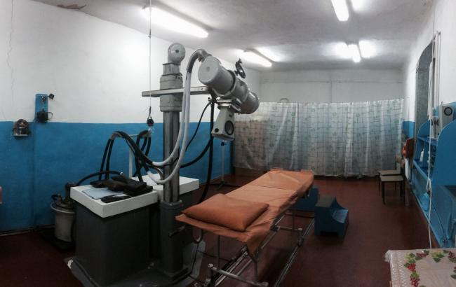 Фото: Лікарня в Білій Церкві (facebook.com/pavlo.kovtonyuk)