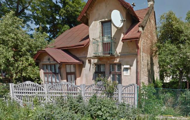Фото: мінування будинку