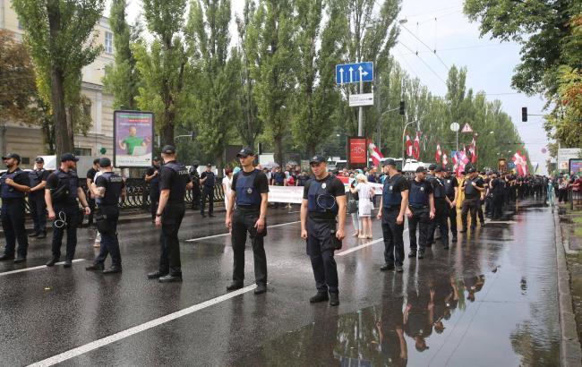 Фото: Крестный ход (facebook.com/mvs.gov.ua)