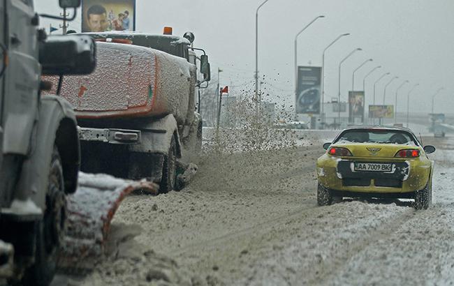 Фото: Снег (kievcity.gov.ua)