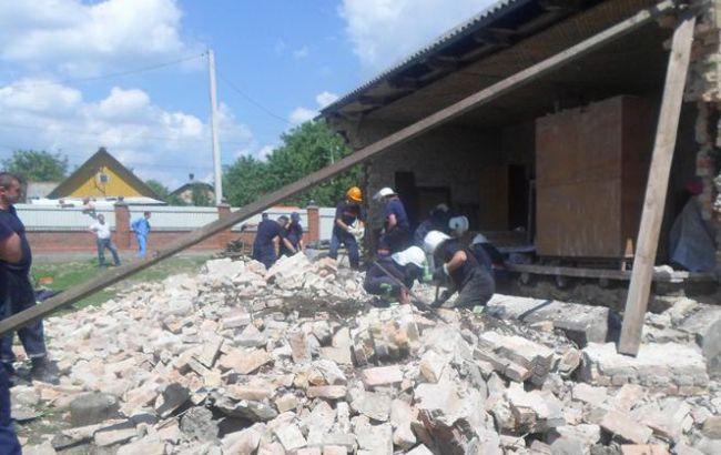 У Рівненській області в ході будівельних робіт обвалилася стіна, є загиблі