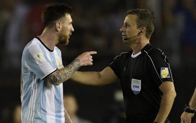 Месси отказался давать объяснения ФИФА поповоду собственной дисквалификации