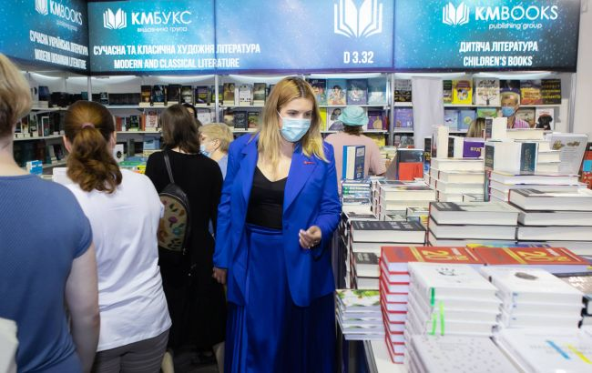 """Кира Рудык рассказала о своем """"улове"""" на """"Книжном Арсенале"""""""