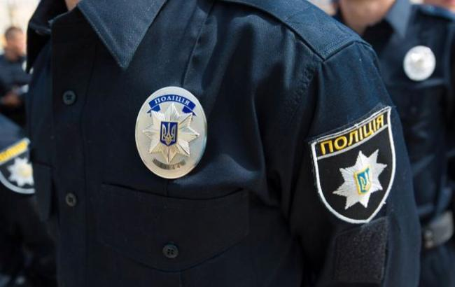 Фото: Напад на поліцейських (112.ua)