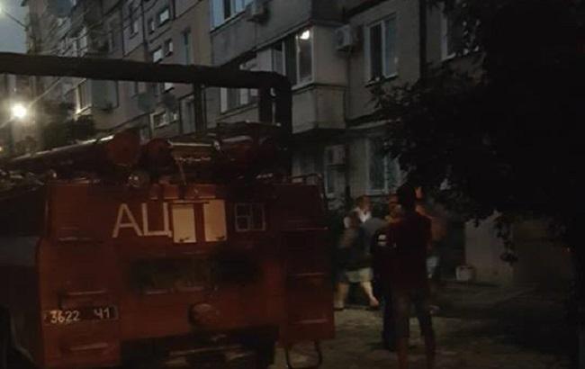 Граната вибухнула убагатоповерхівці уДніпрі: є жертви