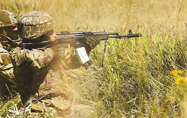 За останню добу на Донбасі бойовики 34 рази відкривали вогонь, - штаб АТО