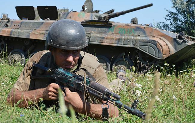 Фото: Українські військові (facebook.com/ato.news)