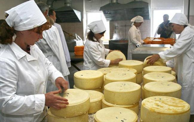 РФ не пропустила на свою територію 20 тонн українського сиру