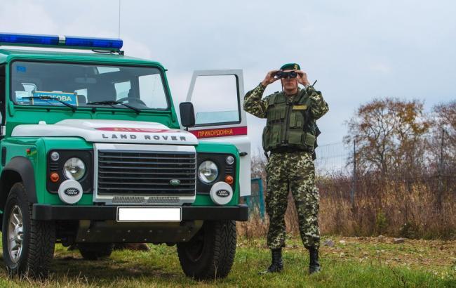 Украина вместе сЕС начали операцию поконтролю границы