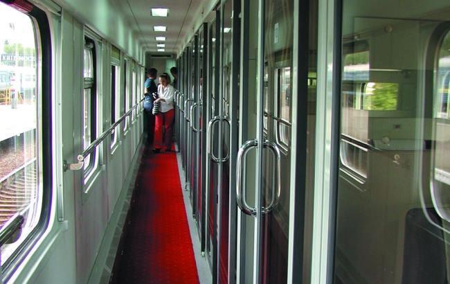 В УЗ рассказали, сколько пассажирских вагонов оборудованы кондиционерами