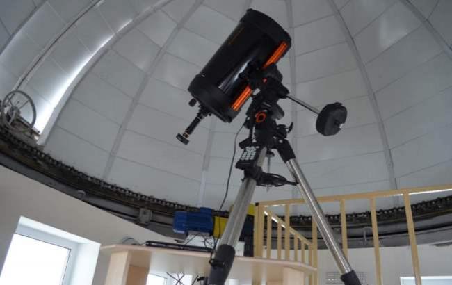 Фото: Уникальная обсерватория в Житомире