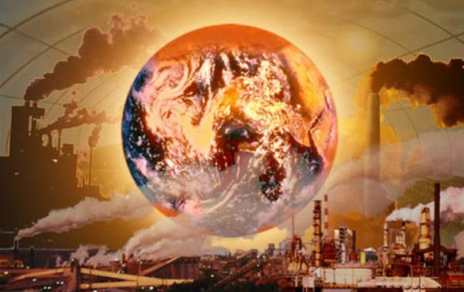 Фото: Глобальне потепління (dsnews.ua)