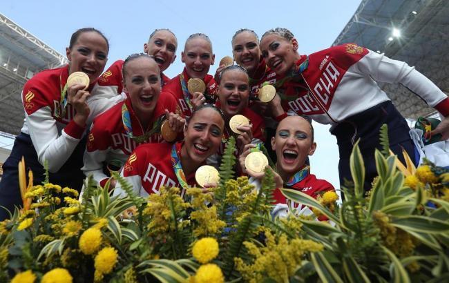 Фото: сборная России по синхронному плаванию (instagram.com/Olympic_Russia)