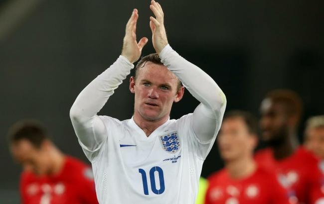 Уэйн Руни: «Играть засборную Британии было исполнением желаний»