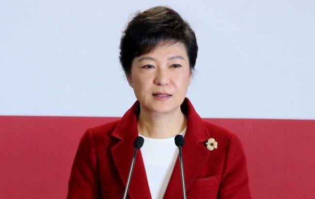 ВЮжной Корее девятую субботу подряд прошла антипрезидентская акция