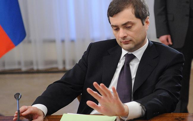Сурков контролює всю внутрішню політику ДНР і ЛНР, - Reuters