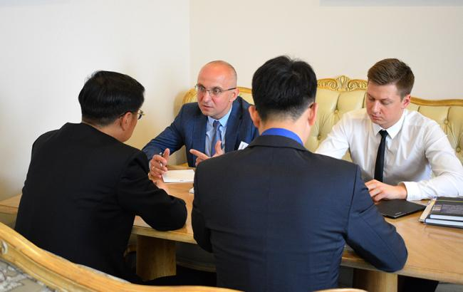 Китайские инвесторы планируют внедрить в Украине проекты по производству энергии из отходов