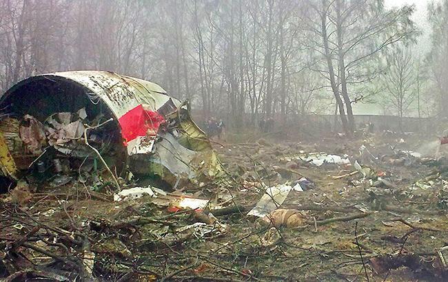 Катастрофа под Смоленском: на крыле самолета Качинського обнаружили следы взрыва