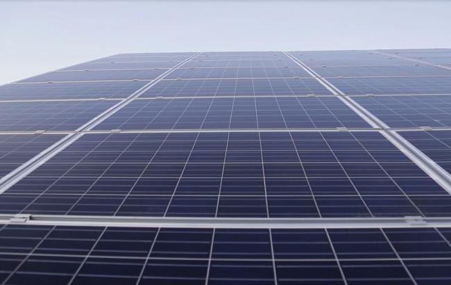 ВУкраинском государстве запустили солнечную электростанцию