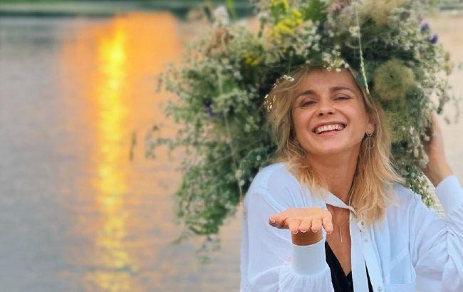 Лілія Ребрик заворожила атмосферними кадрами з купальської ночі