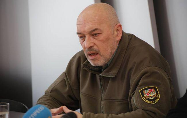 """Фото: Георгій Тука відмовився від слів про """"кришування контрабанди"""""""