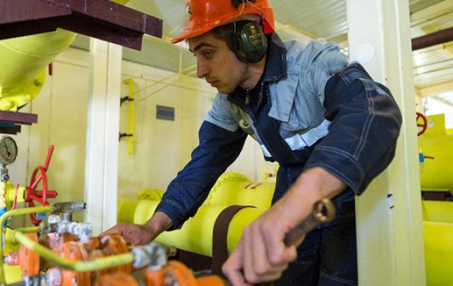 Количество газа в ПХГ Украины сократилось на 0,85% - до 10,792 млрд куб. м