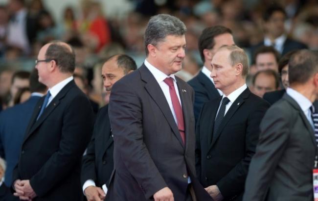 Порошенко и Путин обсудили  судьбу Савченко