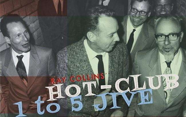 Ray Collins 'HOT-CLUB (facebook.com/RayCollinsHotClub)