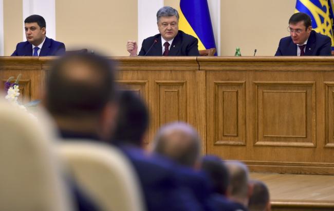 Фото: в Україні триває конкурс на посади в місцевих прокуратурах