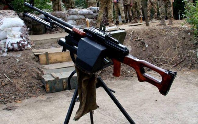 За добу в зоні АТО зафіксовано 16 обстрілів, поранено 4 військових
