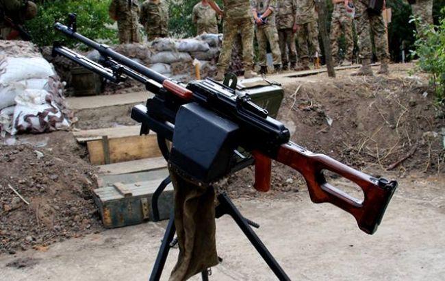 За день на Донбасі зафіксовано 20 обстрілів, втрат у сил АТО немає