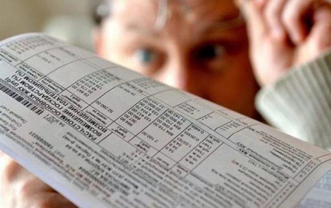 Долги населения по оплате ЖКУ в феврале увеличились до 13,7 млрд грн