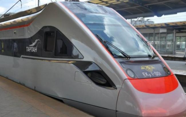 ВОдессу налето добавят очередной поезд «Интерсити+»