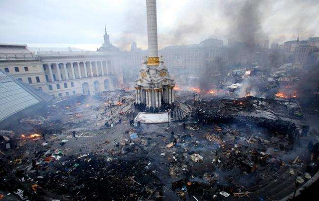 Фото: Майдан Незалежності (112 Україна)