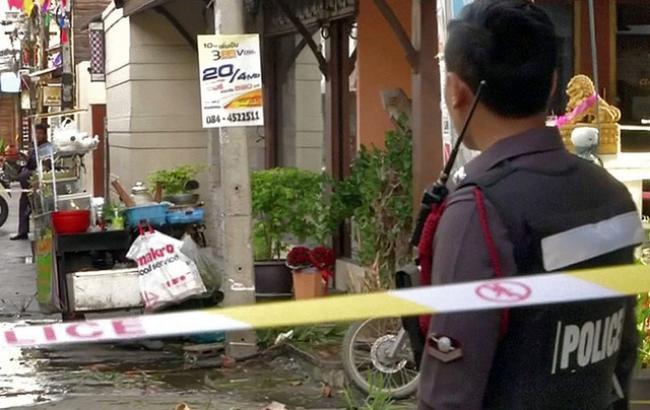 Фото: на юге Таиланда прогремел взрыв