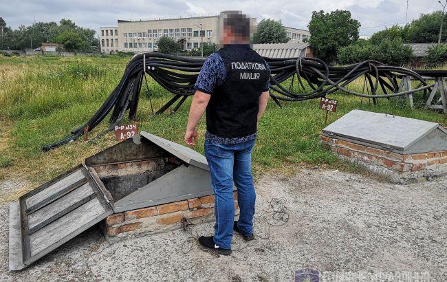 Податкова міліція вилучила у Києві незаконного пального на 36 млн гривен