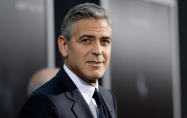 Фото: Джордж Клуні