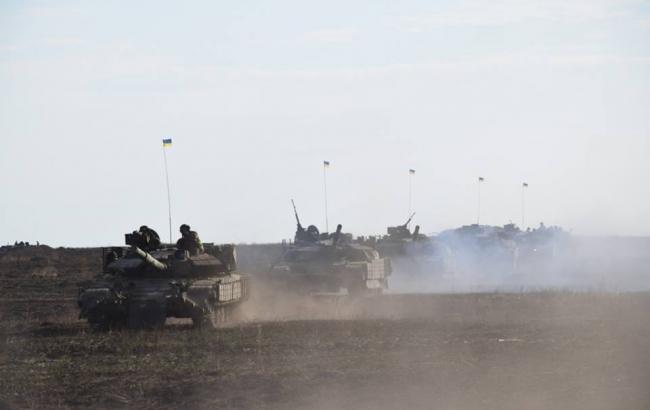 ВЗапорожской области впроцессе военных учений умер гражданский