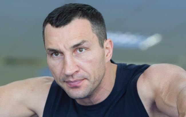 Кличко вперше вийшов наринг після завершення кар'єри і зробив важливу заяву