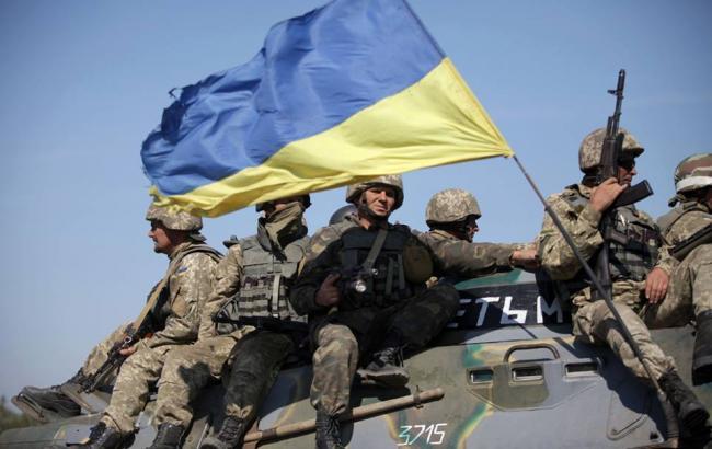 Грузинський командир ЗСУ пообіцяв повернути контроль над Луганськом