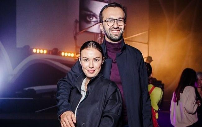 Фото: Сергій Лещенко та Анастасія Топольська (instagram.com/sergii_leshchenko)