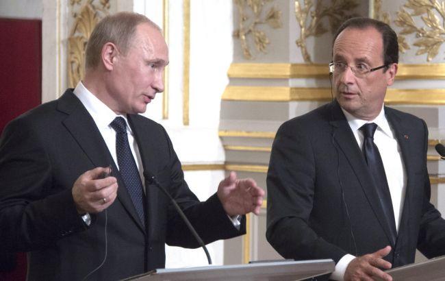 """Франція і РФ розійшлися в ціні розриву контракту з """"Мистралям"""""""